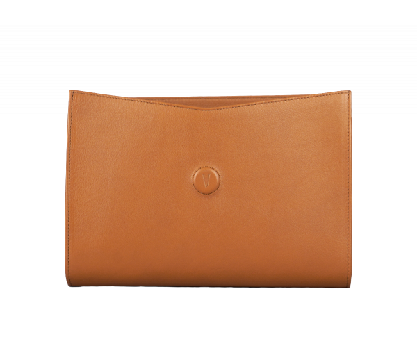 Roma Base - Camel leather