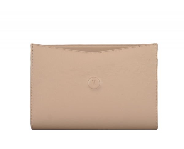 Roma Base - Nude Leather