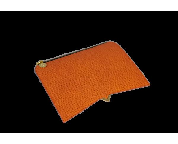 Roma Cover - Orange Rafia Leather