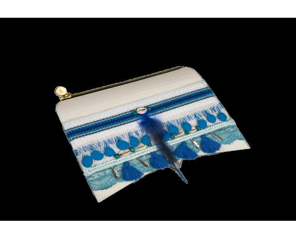 Roma Rabat - Coquillage Bleu