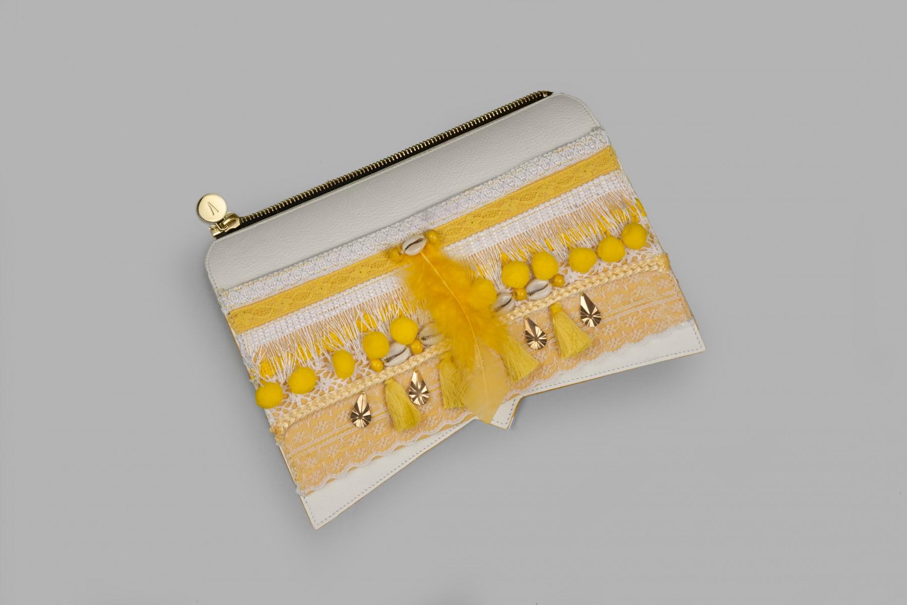 Roma - Cover yellow bracelet