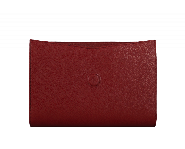 Roma Base - Burgundy leather