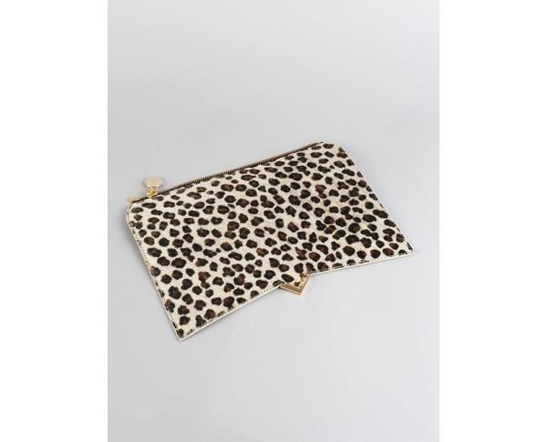 poils leopard