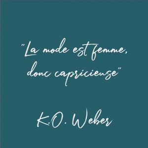 """La mode est femme, donc capricieuse"" Alors mesdames, êtes-vous d'accord ? 😉""Fashion is women, therefore capricious"" So ladies, do you agree ? 😉 .............................................................................................. #inspirationoftheday #citationdujour #citation #womenpower #versaversa #fashion #fashionpost #fashiongram #fashionstyle #fashionlover #fashiondaily #instafashion #fashionista #mode"