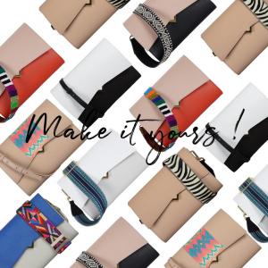 Make it yours ! Profitez d'un large choix de bases, rabats et bandoulières interchangeables pour créer le sac qui vous ressemble ! 🌈Make it yours! Enjoy a wide choice of interchangeable bases, flaps and straps to create the bag that suits you! 🌈……………………………………………………………………………………………..#versaversa #bag #luxury #fashion #interchangeable #frenchbrand #frenchcreator #styling #colorful #savoirfaire #leatherbag #mode #madeinspain #paris #roma #customized #original #InspiredByYou