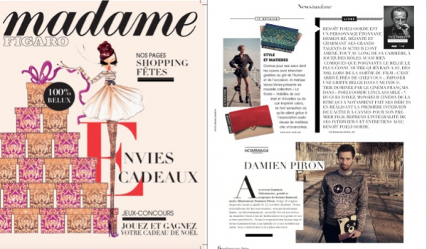 Madame Figaro - November 27, 2015
